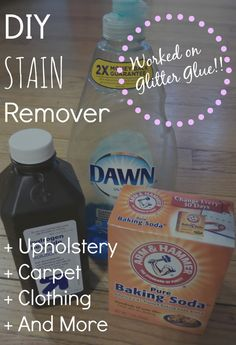 The best homemade upholstery cleaner diy upholstery cleanerstain remover worked on glitter glue solutioingenieria Images