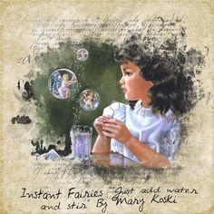 Instant Fairies By Mary Koski |