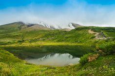 Mt. Asahidake #Japan