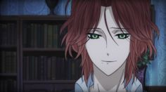 Discovered by orx. Find images and videos about anime, diabolik lovers and raito on We Heart It - the app to get lost in what you love. Diabolik Lovers Episodes, Diabolik Lovers Laito, Hot Guys, Hot Anime Guys, Vampires, Manga, Reiji Sakamaki, Animes Yandere, Anime Kiss
