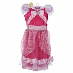 Disney Princess Sparkle Pink Dress - Cinderella Disney. Save 9 Off!. $19.12