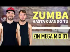 ZUMBA - HASTA CUANDO TU BY PATRICK // ZIN MEGA MIX 81 // MERENGUE - YouTube Dance Fitness, Tank Man, Have Fun, Youtube, Reggaeton, Merengue, Youtubers, Youtube Movies