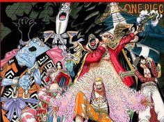 One Piece. Eiichiro Oda.