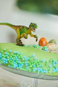Dino Party geburtstagskuchen #kindergeburtstag