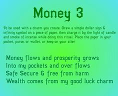 Money Emergency Spell Manifest money and abundance quickly with this spell. - remarkabletattoo Money Emergency Spell Manifest money and abundance quickly with this spell. Powerful Money Spells, Money Spells That Work, Spells That Really Work, Hoodoo Spells, Magick Spells, Candle Spells, Candle Magic, Good Luck Spells, Easy Spells