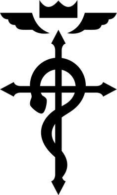 Nicholas Flamel symbol for alchemist