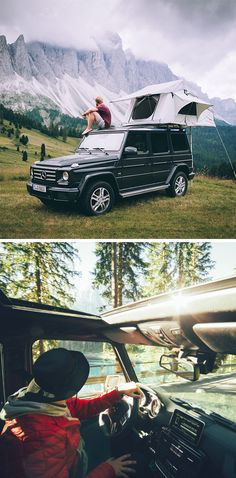 The German Roamers (www.german-roamers.squarespace.com) conquered the beautiful Dolomates with the Mercedes-Benz G-Class. #MBdolomates #MBphotopass