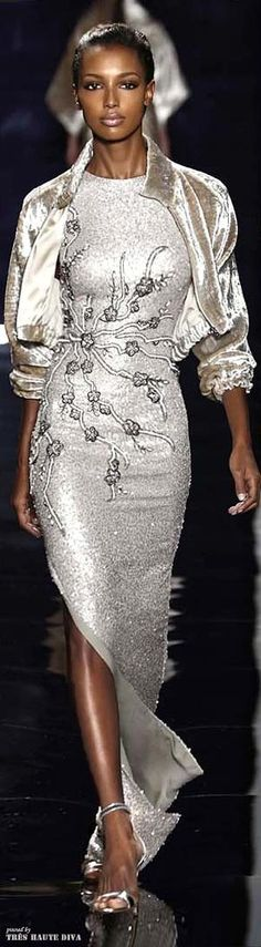 #NYFW Reem Acra Fall 2014 RTW by bobbi