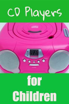 a60cf1200368 Top 20 CD Players for Toddlers - Child Friendly Music Player ...