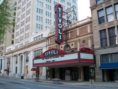 Tivoli theater, Hamilton county, Chattanooga, Tn