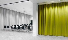 Akustik Vorhang Set : Raumakustik verbessern mit akustikvorhängen akustikform