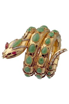 snake bracelet.  Pinned from PinTo for iPad 