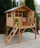 Childrens Playhouse Plans 322148179596439274 - Kids Playhouse Kit for 2020 – Ideas on Foter Source by ShellyAnPhoenix Childrens Wooden Playhouse, Wooden Fort, Garden Playhouse, Playhouse Kits, Build A Playhouse, Playhouse Outdoor, Plastic Playhouse, Playhouse Interior, Outdoor Playground