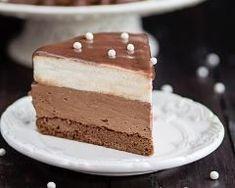Entremet à la mousse aux chocolats Kinder® (facile, rapide) - Une recette CuisineAZ