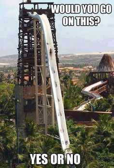 Would you go on this? Write on the comment below :) http://goo.gl/g6kRn   #nusatrip #travel #travelingideas #travelinspiration #adrenalinerush #rollercoaster   Photo: pinterest