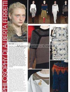 Show Details World | Fashion | Fashion Magazines - Magazine cafe