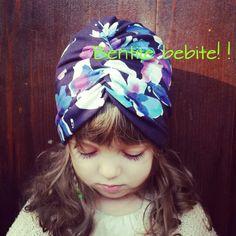 Baby turban!!! Baby Turban, Baby Girls, Fashion, Moda, Fashion Styles, Little Girls, Toddler Girls, Fashion Illustrations