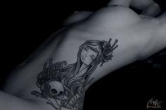 More Audrey Kawasaki Tattoos