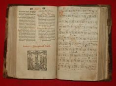 Oktoehos, Book of Church Tones, Lviv Brotherhood of the Church of Dormition, 1644