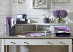 Get organized for good with these stylish office supplies