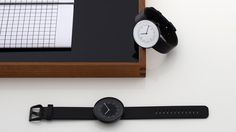 New watch collection by Scottish brand Nomad arrives at Dezeen Watch Store