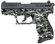 Walther Arms P22 Urban CamoLoading that magazine is a pain! Get your Magazine speedloader today! http://www.amazon.com/shops/raeind