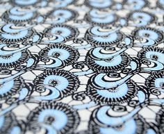 Handmade origami paper  Wheels and waves