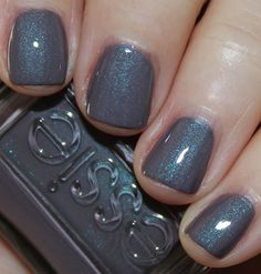 Essie Coat Couture with Top Coat