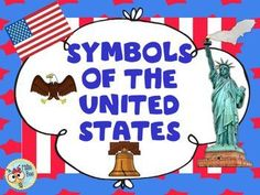 The United States Symbols of the American Flag, Bald Eagle, Liberty Bell, Statue of Liberty, and the White House are included in this U.S. Symbols unit. It is loaded with information interesting to kids, activities, and an end-of-unit quiz with answer key