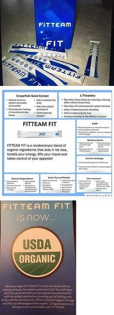 Health And Fitness: Fit Sticks Energy Sticks 1 Box New Formula Usda Certified Organic Weight Loss BUY IT NOW ONLY: $58.0
