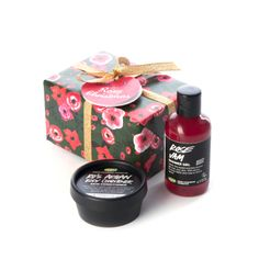 Sweet. Soft. Use this little package to go out there with confidence!  I love smelling like roses!