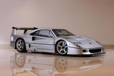 Ferrari F40 there some cool pics at this site http://extreme-modified.com/extreme-modified-cars/