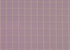 Corby Check Upholstery Fabric Amethyst Attractive woven check in muted amethyst tones. Suitable for upholstery use only. 47% viscose, 46% linen, 7% cotton.