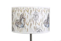 Hand drawn and digitally printed onto parchment paper D x H Available as pendant or lamp fittings Drawings and watercolours of butterflies, beetles and timothy grass. Rachel Reynolds, Parchment Paper, Lampshades, Light Shades, Beetle, Hand Drawn, Home Accessories, Giclee Print, Flora
