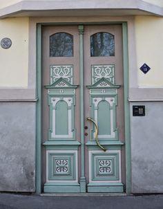 Estonia - Paradise of the North: The Enchanting Doors of Tallinn
