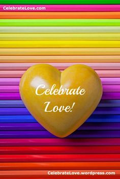 "It's another incredible day to ""#CelebrateLove!"""