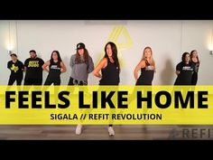 Now THIS is a 2019 anthem! If there's one thing we hope for you this year, it's that you find HOME with us - with fitness for everyBODY. This song combined w. Dance Moves, Cardio Dance, Dance Workouts, Refit Revolution, Fitness Marshall, Online Music Lessons, Healthier Together, Dance Routines, Excercise