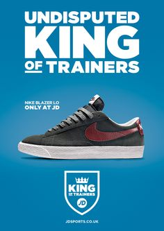 new style b08af ef5a8 King of Trainers