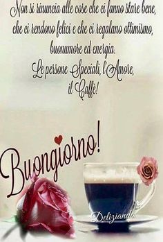 Italian Greetings, Italian Quotes, Good Morning Gif, Day For Night, Messages, New Years Eve Party, Bob Marley, Dolce, Tutu