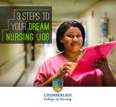 Finding your first nursing job out of school can be challenging. It can be even more challenging when you have your heart set on a particular specialty or type of facility and all of the open positions require a year or more of experience. Read more on how 3 steps to your dream job in nursing!