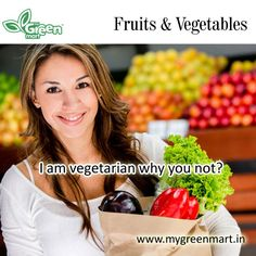I am vegetarian why you not?