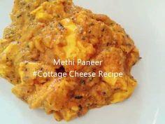 Methi Paneer - Recipe by Taste INDIA