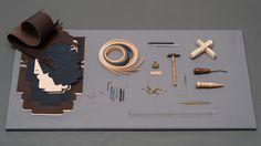 CROWDFUNDING : Collection de sacs Archipel - Paris par Sébastien Cordoléani