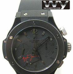 a1dbe05ea45 Marca Ayrton Senna - Coleção de Relógios - Business - (Hublot Big Bang  Ayrton Senna Watch 309.CM.134.RX.AES07)
