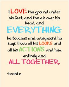 """entirely and all together. {from """"Wuthering Heights"""" by Emily Brontë}"""