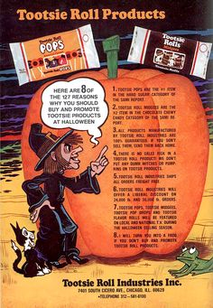 vintage halloween ads | Vintage Halloween Advertisements Pt. II (94 Images) | Church of ...