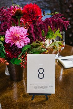 modern table numbers Wedding Gallery, Wedding Blog, Wedding Events, Wedding Photos, Wedding Ideas, Invitation Design, Invitations, Best Day Ever, Event Venues