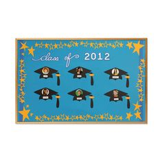 Printable Graduation Cap For Bulletin Board Download and print the PDF file —–> Graduation Cap Example of how to use the graduation caps. Photo credit: Ellison letter were created using …