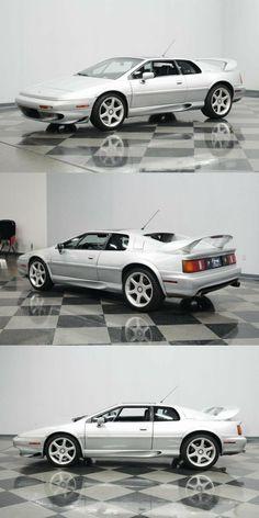 1998 Lotus Esprit V8 SE Super Sport Cars, Super Cars, Supercars For Sale, Alpine Audio, Car Experience, Lotus Esprit, Cyber Punk, Porsche 911 Turbo, Cars