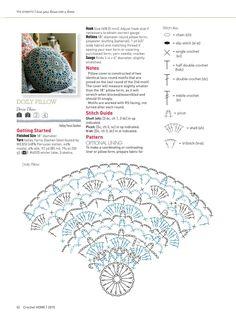 #ClippedOnIssuu from Interweave crochet home 2015